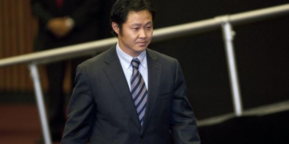 Kenji Fujimori no será candidato en las elecciones de 2021