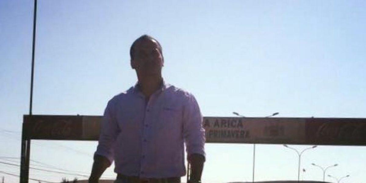 El ascenso de Rodrigo Cuevas en Arica: arregló e iluminó calles y ahora quiere ser alcalde