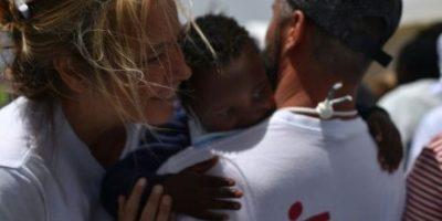 Médicos Sin Fronteras rechaza el dinero de la UE por su política migratoria