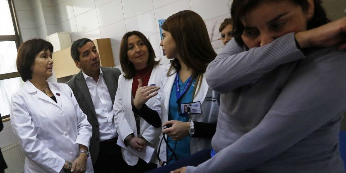 Minsal: peak de enfermedades respiratorias se espera para las próximas semanas