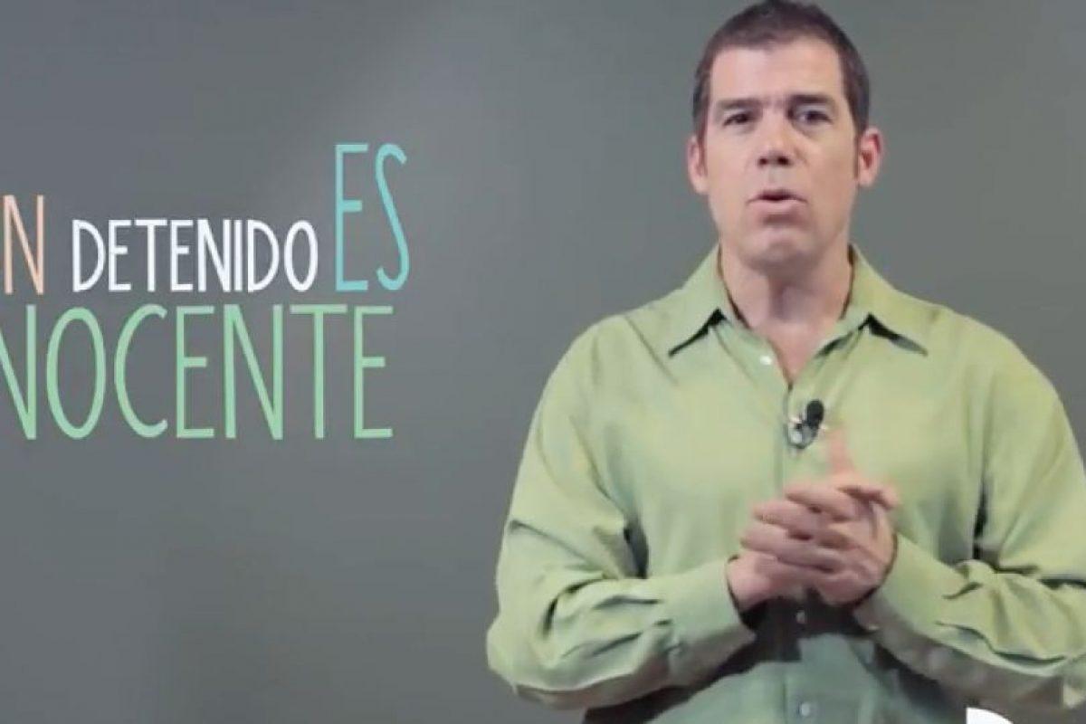 Foto:Imagen de video. Imagen Por: