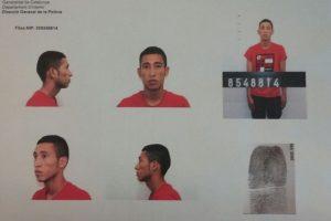 Imagen capturada por la policía española. Foto:Gentileza. Imagen Por:
