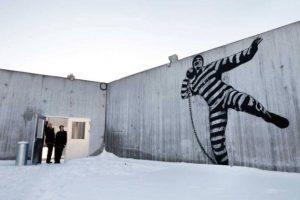 3- Halden Prison, en Halden, Noruega. Foto:Twitter.com. Imagen Por: