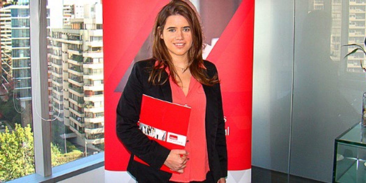 Esta es la joven que será CEO por un mes de una empresa multinacional