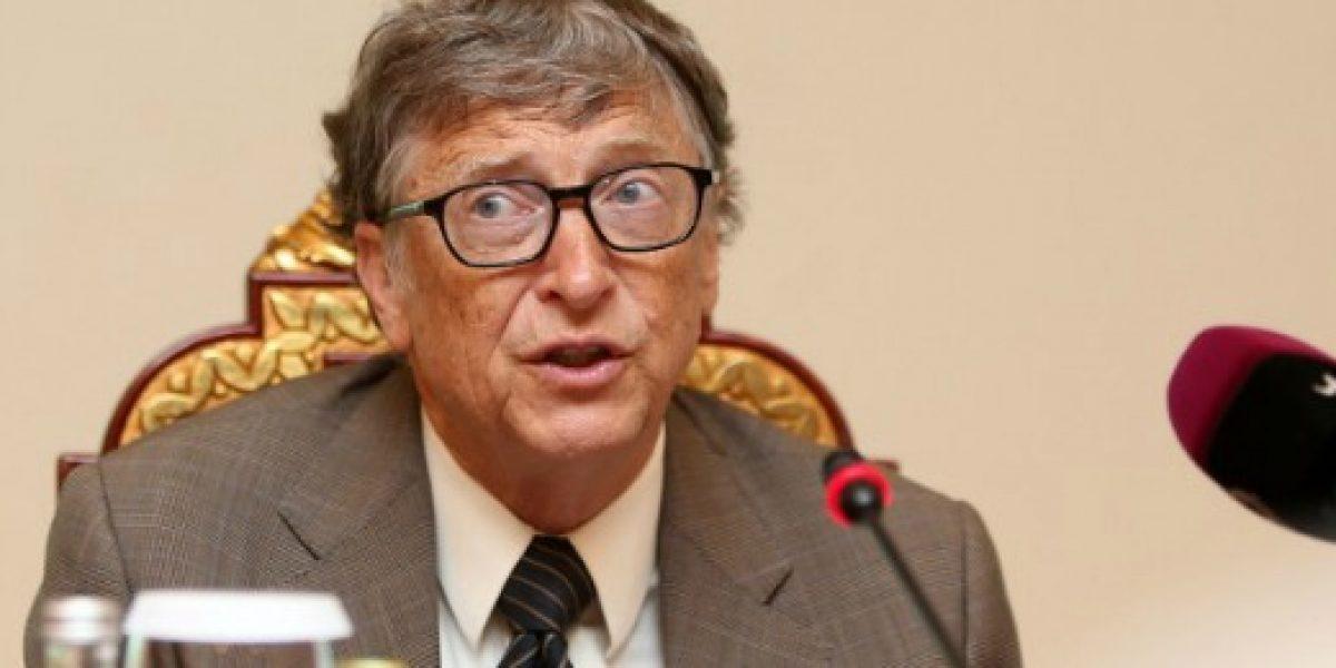 Bill Gates advierte de que el