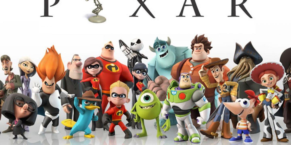 Pixar abre pasantías para estudiantes de todo el mundo