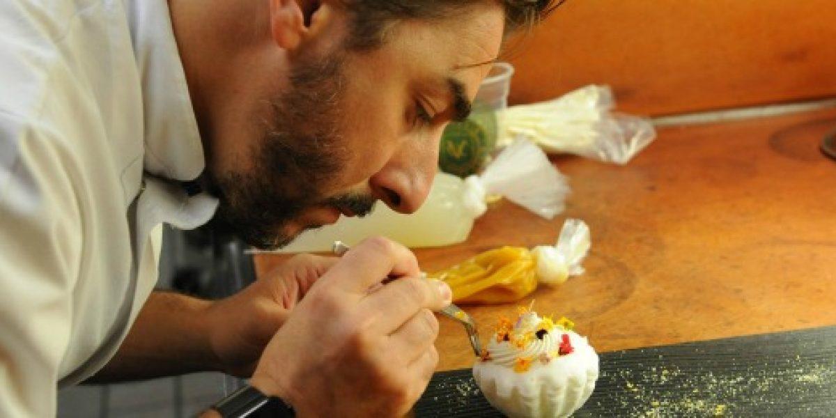 Reconocido chef internacional dará charla a emprendedores chilenos
