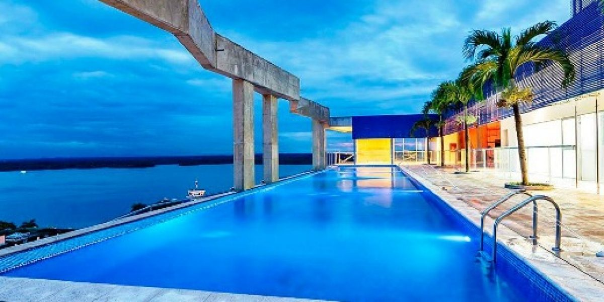 Diez hoteles del mundo con las piscinas más increíbles