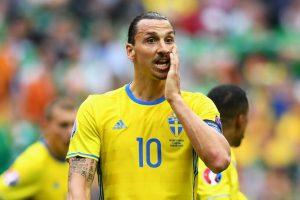Suecia no pasó del empate con Irlanda en su debut Foto:Getty Images. Imagen Por: