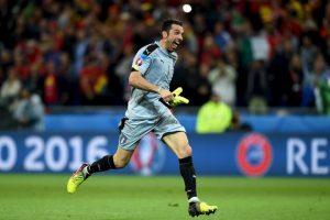 Italia, por su parte, mostró su jerarquía europea y venció por 2 a 0 a Bélgica Foto:Getty Images. Imagen Por: