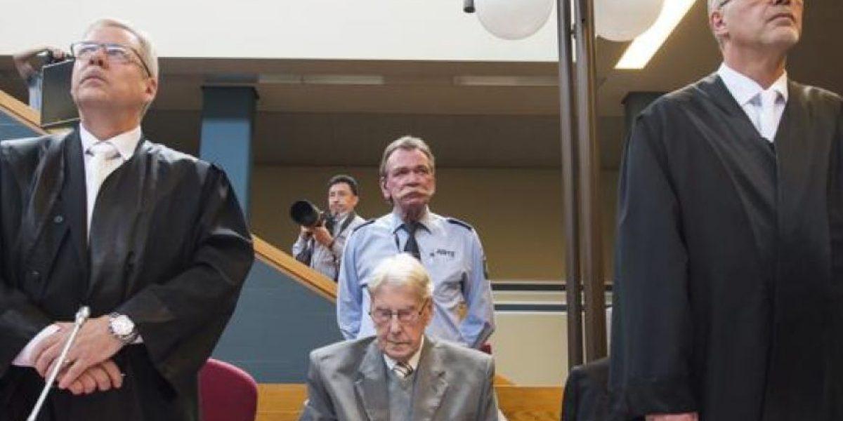 Ex guardia de Auschwitz condenado a cinco años de cárcel