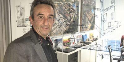 Luis Alonso: Arquitecto olímpico
