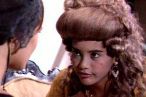 Francisca Da Silva tuvo trece hijos con él y fue la mujer más rica de su pueblo. En la telenovela de los noventa fue interpretada por Taís Araújo. Foto:Rede Manchete. Imagen Por:
