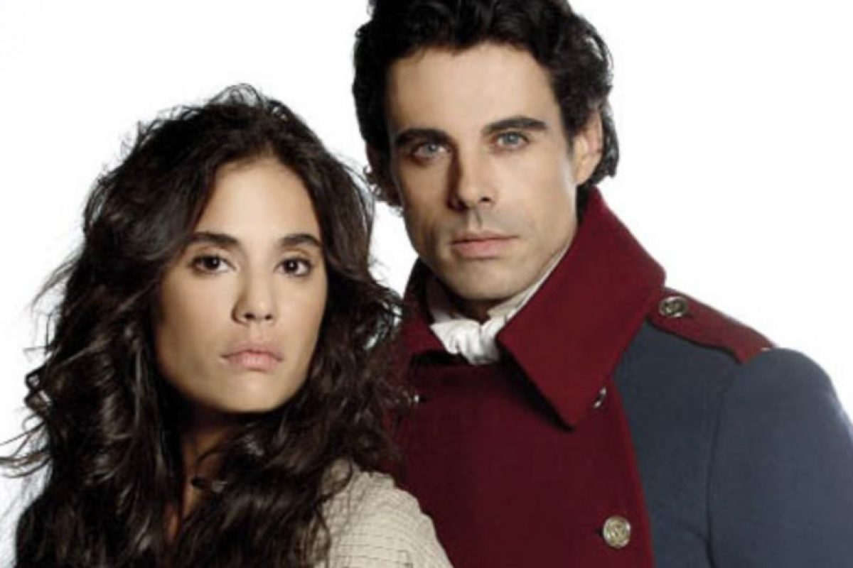 """""""La Pola"""", o Policarpa Salavarrieta, fue interpretada por Carolina Ramírez en la serie histórica colombiana del mismo nombre en 2010. Foto:Canal RCN. Imagen Por:"""