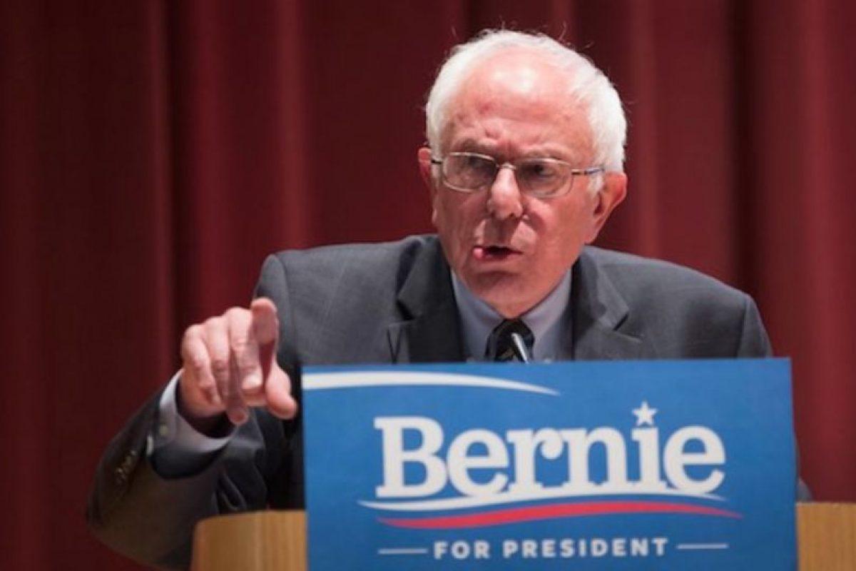 Ahora quiere impedir que Trump gane. Foto:Getty Images. Imagen Por: