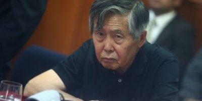 Internan de emergencia al ex presidente peruano Fujimori