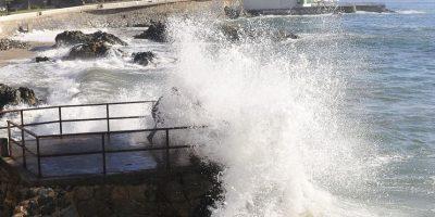Armada emite alerta por marejadas que se extenderán hasta el próximo sábado