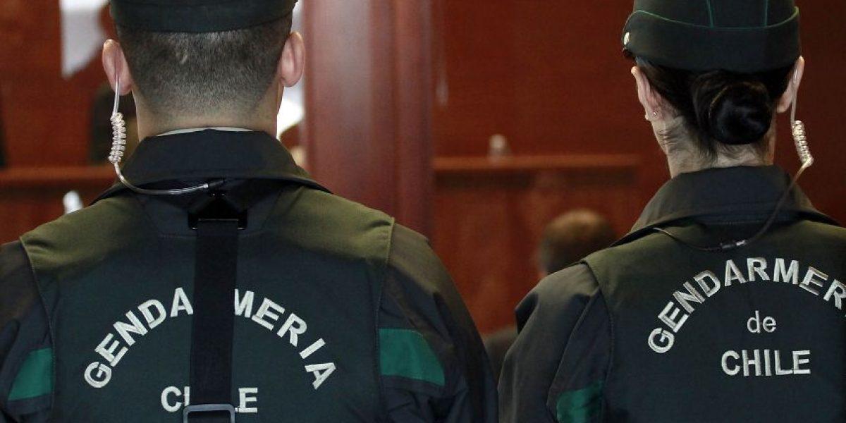 Más de cinco millones de pesos como jubilación solicitó subdirector de Gendarmería