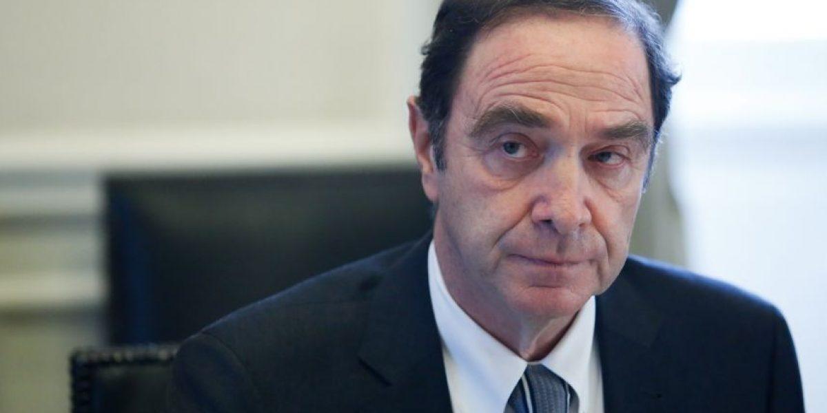 Hernán Larraín por veto a reforma laboral: