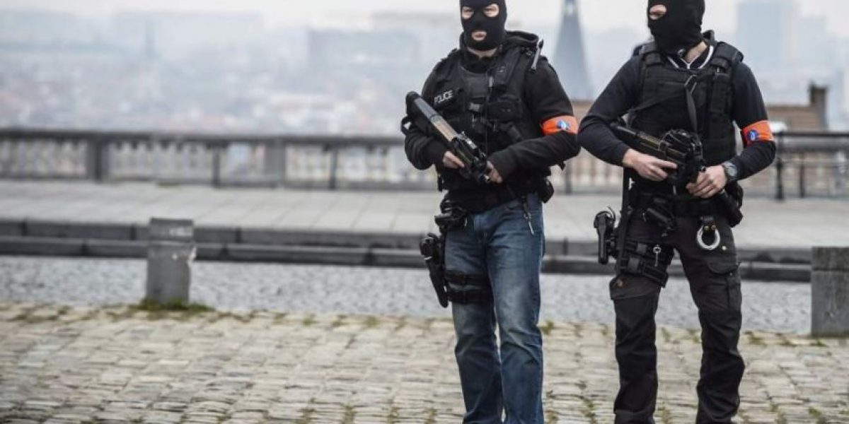 Al menos 12 detenidos en masiva redada antiterrorista en Bélgica