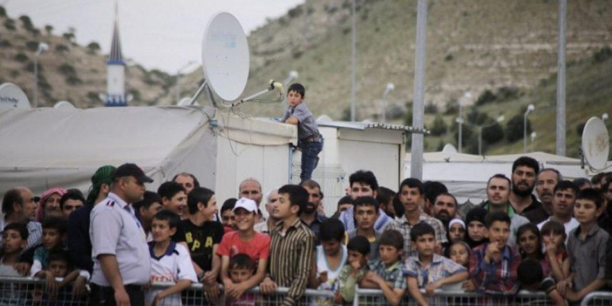 Ocho sirios que intentaban huir de Siria mueren por disparos en la frontera turca