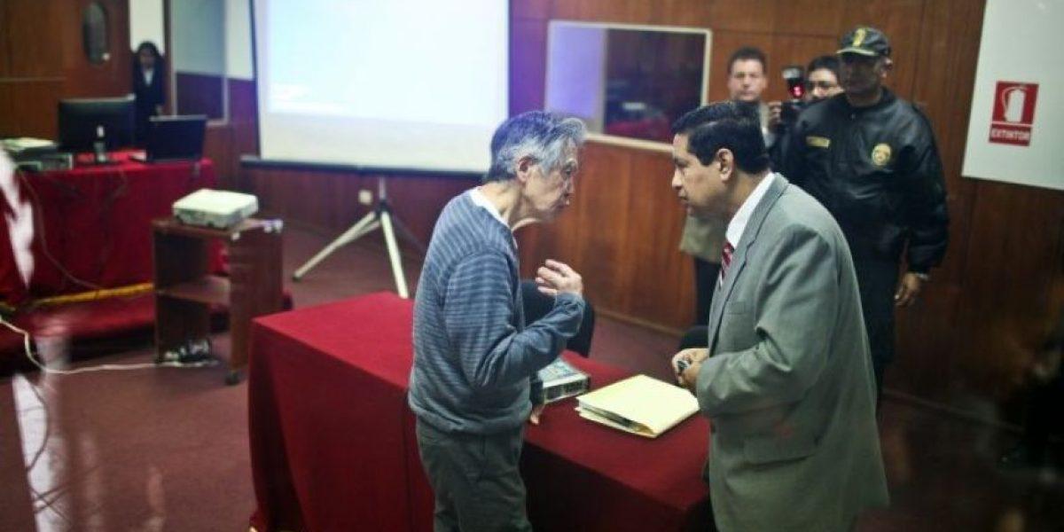 Derrota de Perú por penales afecta presión de Fujimori