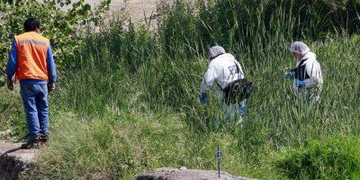 Hallan cuerpo de mujer en canal de regadío de Talca