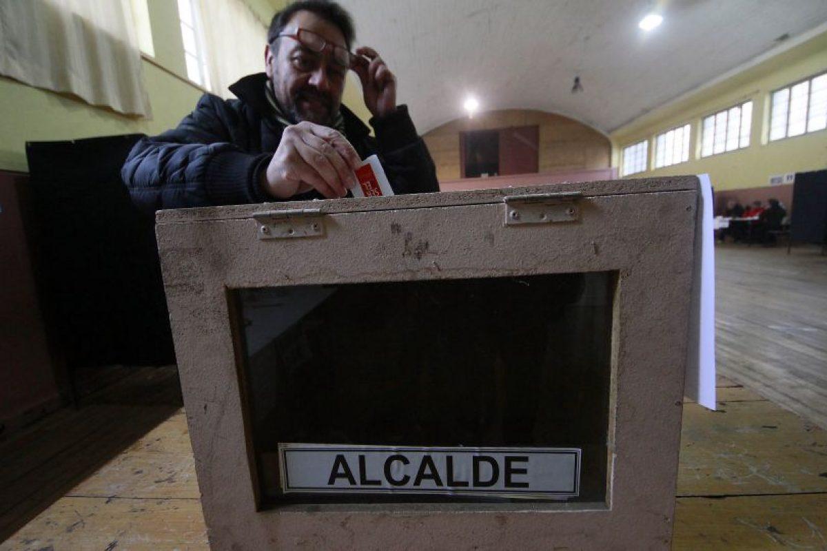 Estación Central. Foto:Agencia Uno. Imagen Por: