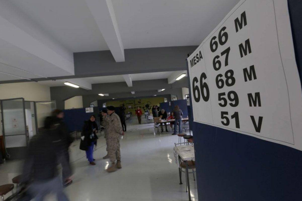 Colegio Santo Tomás, Ñuñoa. Foto:Agencia Uno. Imagen Por: