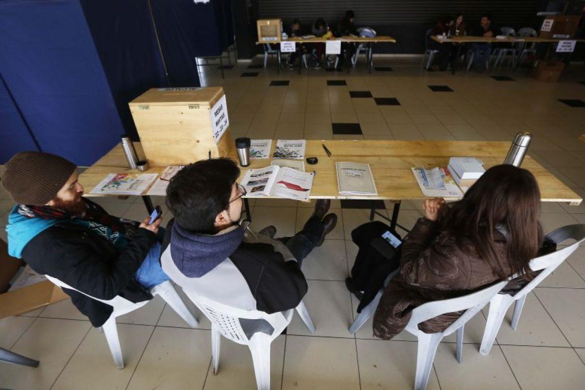 Macul. Foto:Agencia Uno. Imagen Por: