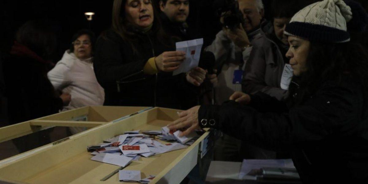 Primarias en Santiago: baja presencia ciudadana marcó la jornada