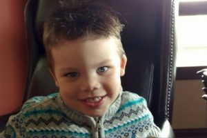 Lane Graves, el niño que murió tras ser arrastrado por un caimán Foto:Twitter.com/OrangeCoSheriff. Imagen Por: