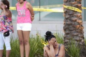 Muchos familiares de las asistentes no tuvieron noticia alguna incluso horas después del ataque. Foto:Getty Images. Imagen Por: