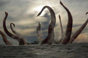 El Kraken es una criatura marina de la mitología escandinava y noruega. Foto:Wikicommons. Imagen Por: