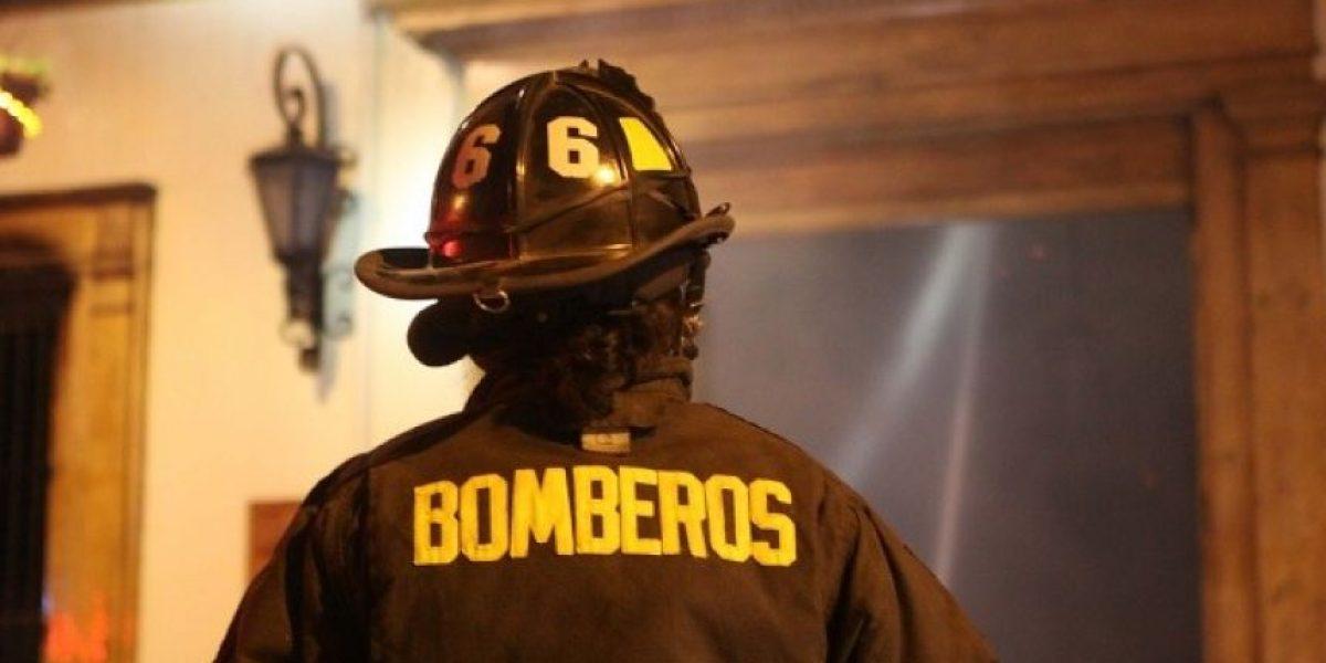 Menor de 16 años murió calcinada en incendio en San Bernardo