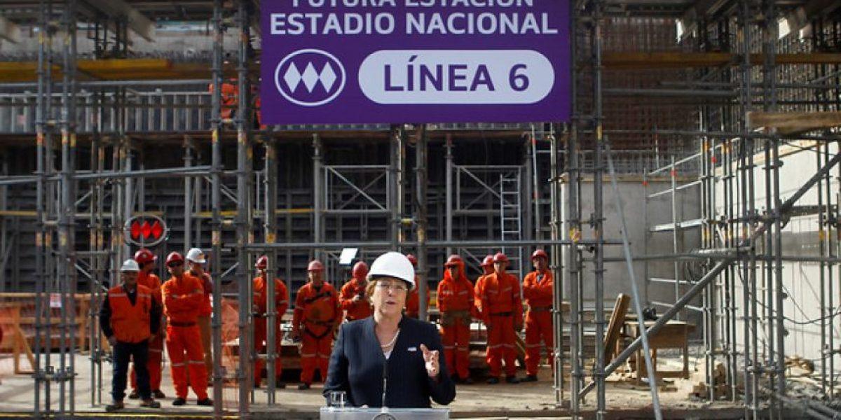 Metro llegará en 2021 a 28 comunas de la Región Metropolitana