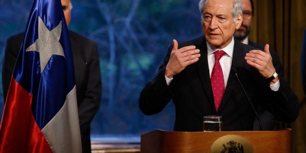 Canciller asegura que Chile ya definió un juez para demanda a Bolivia por río Silala