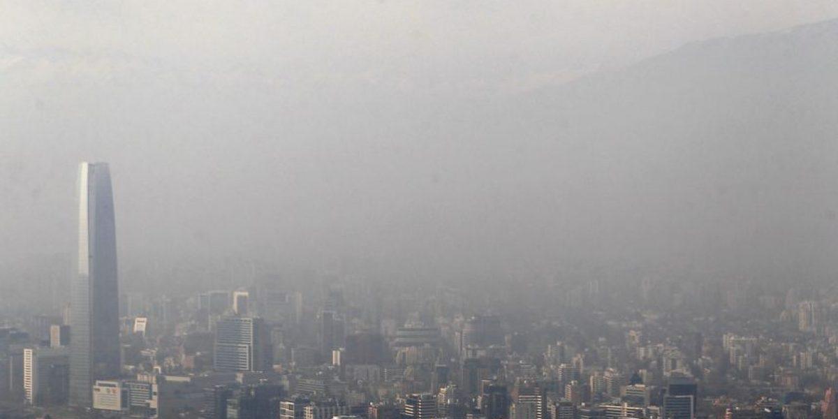 Niveles críticos de contaminación en Santiago coinciden con partidos de la Selección Chilena