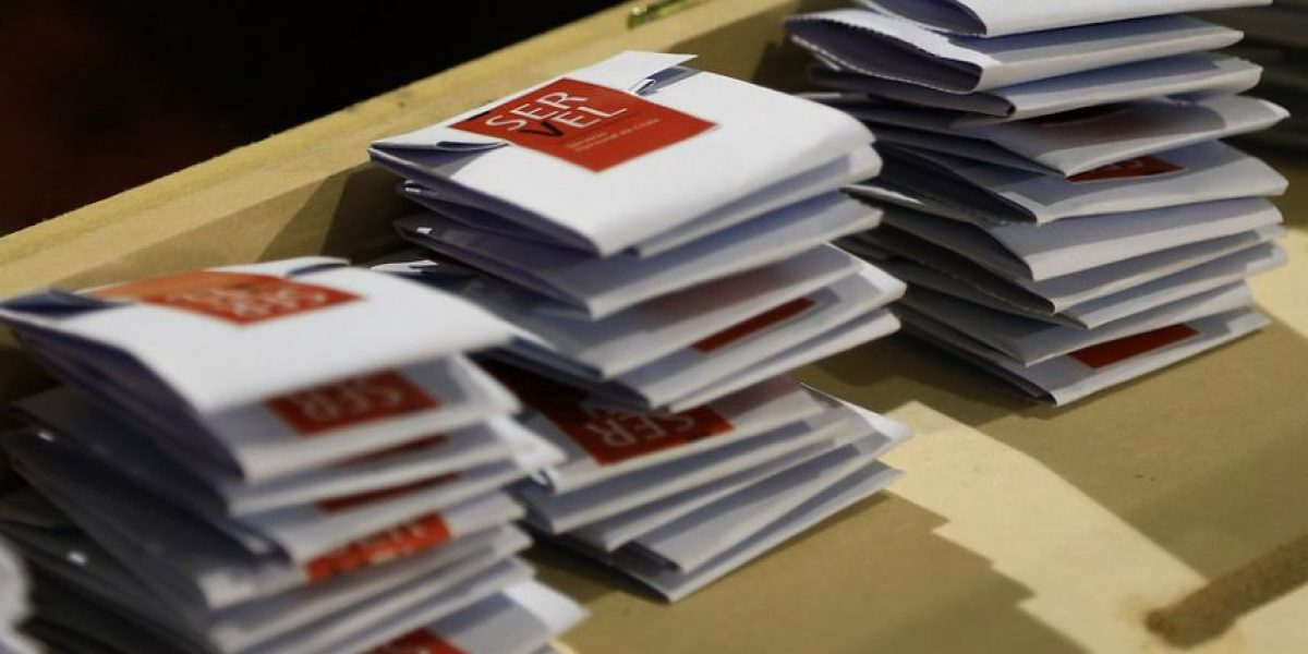 Servel: 5,3% de los votantes habilitados participó en las primarias
