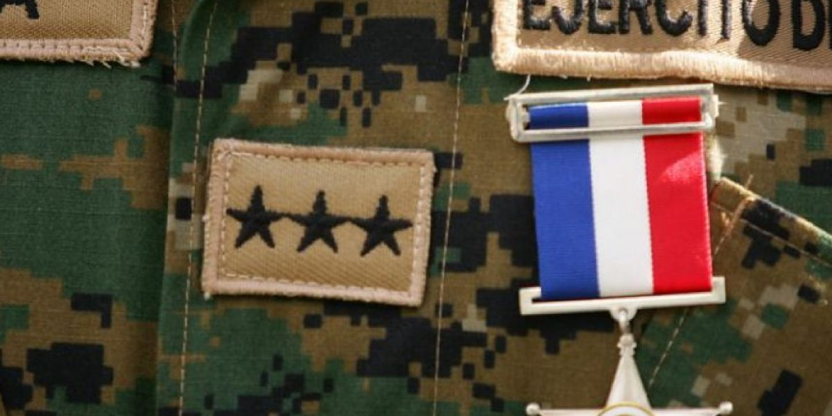 Ejército chileno estudia formar oficiales en academias militares rusas