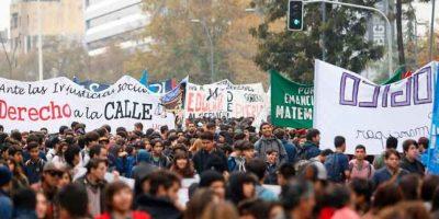 Confech solicita permiso a Intendencia para marchar de Plaza Italia hasta Providencia