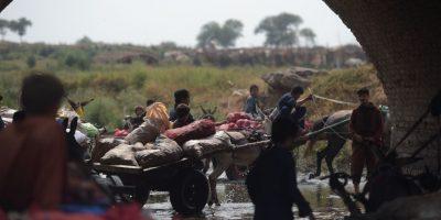 El desplazamiento forzoso alcanzó cifra récord en 2015, según informe de la ONU