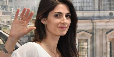 Ella es la primera alcaldesa en la historia de la ciudad de Roma