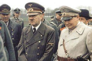Hitler y Göring Foto:AFP. Imagen Por: