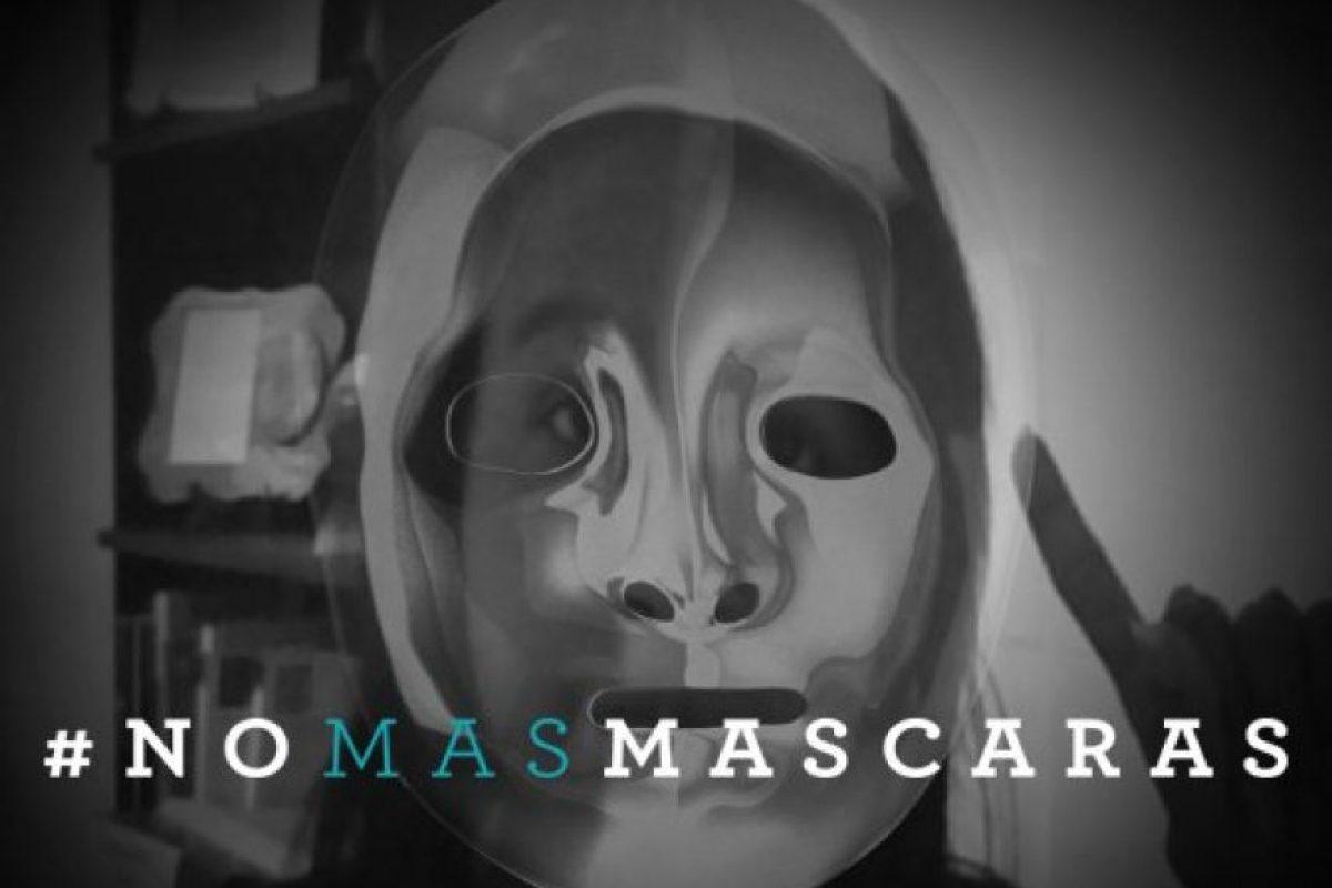 En enero de este año se aprobó una ley que endurece las penas a este tipo de ataques en Colombia Foto:Twitter.com/mascarasno. Imagen Por:
