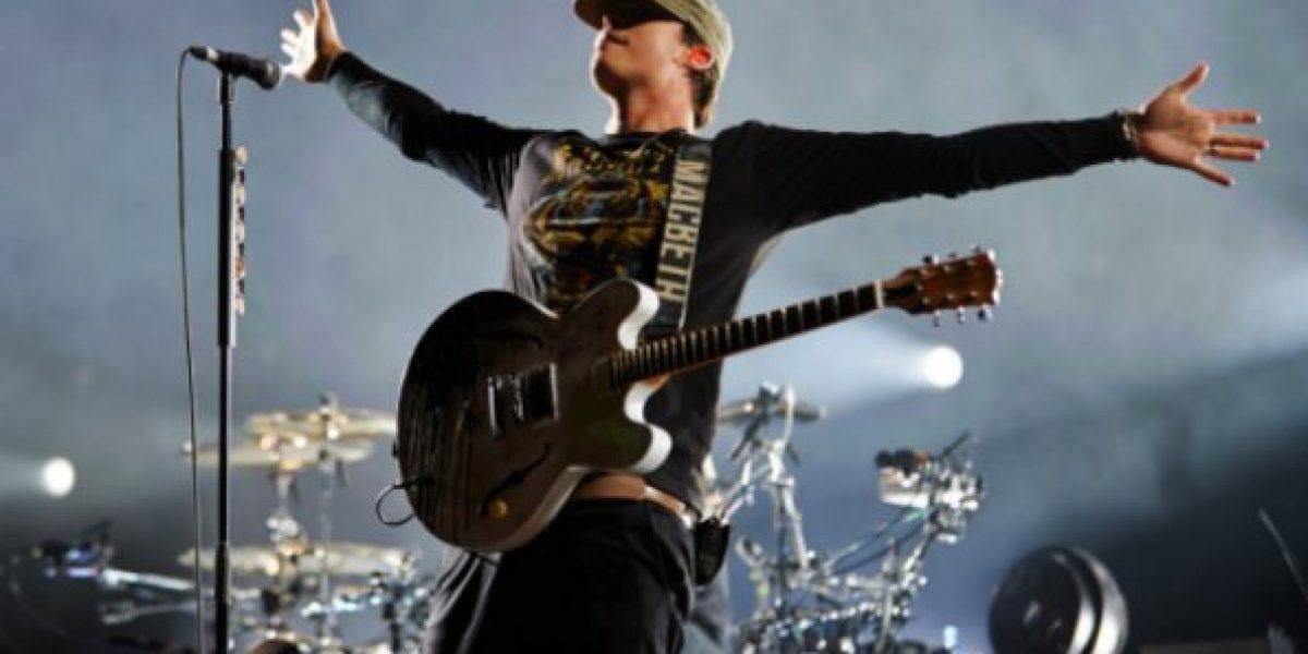 Ex vocalista de Blink-182 confesó que dejó el grupo para estudiar ovnis