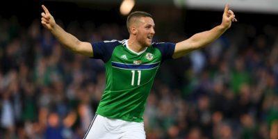 De ser cartero a jugar la Eurocopa: El Vardy de Irlanda del Norte