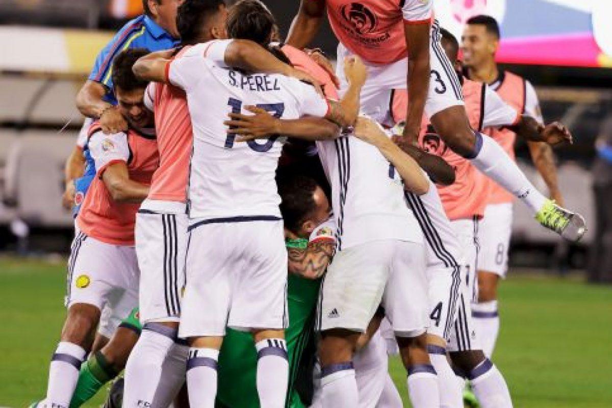 Los colombianos saben que tendrán una dura labor para derrotar al actual campeón de la Copa América Foto:Getty Images. Imagen Por: