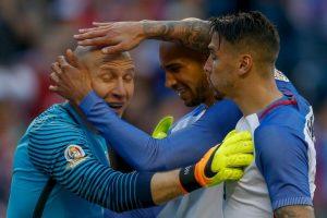 Estados Unidos, en tanto, venció por 2 a 1 a Ecuador y es el único representante de la Concacaf que sigue en carrera Foto:Getty Images. Imagen Por: