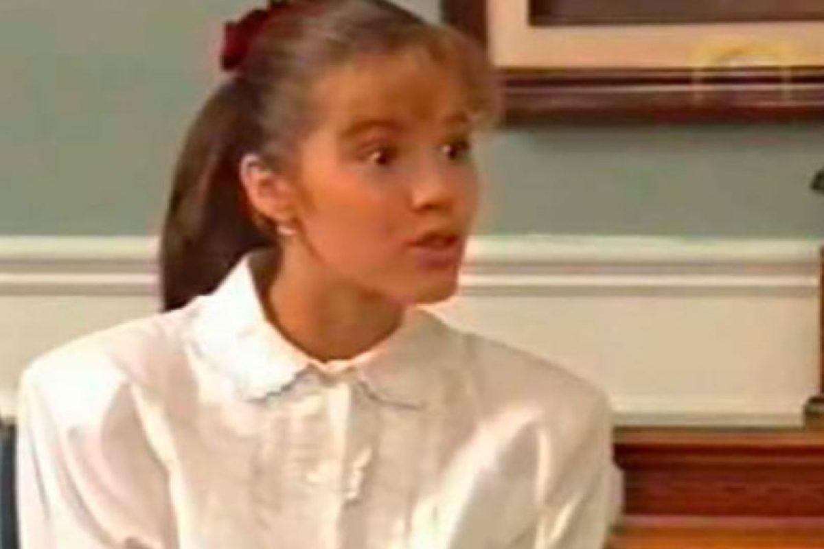 Ella ha seguido con su carrera en la televisión mexicana. Foto:vía Canal de las Estrellas. Imagen Por: